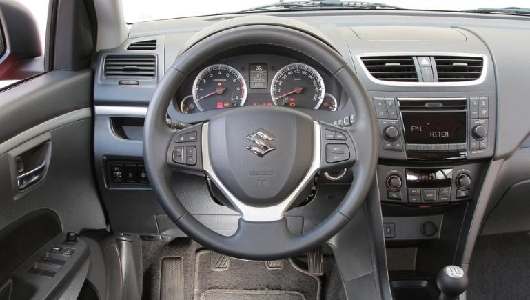 Suzuki Swift V-хороший выбор для города