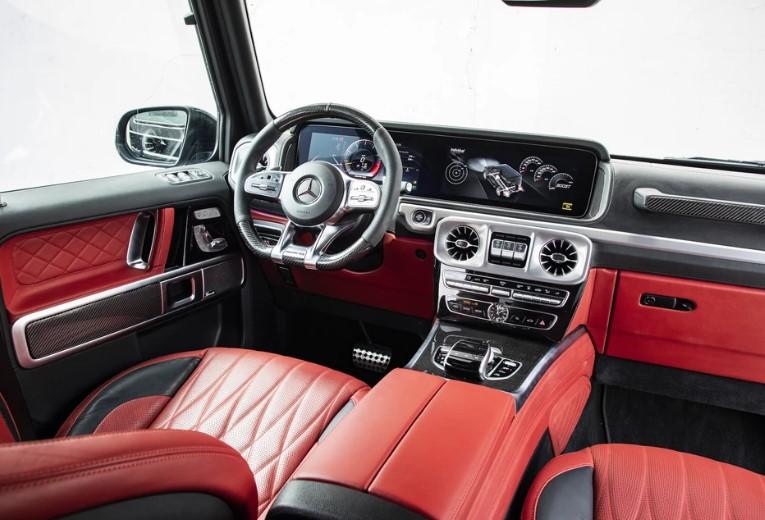 Mercedes-AMG G 63 - внедорожный монстр