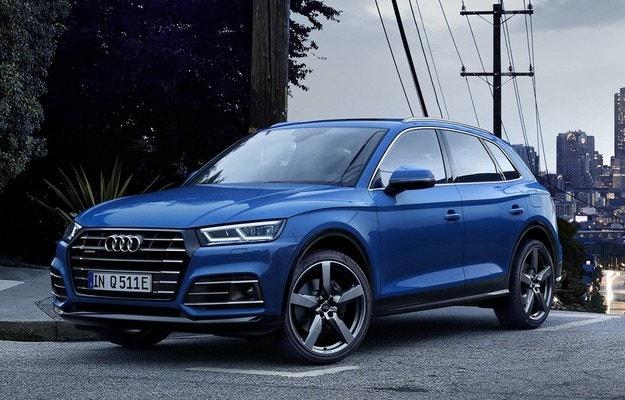 Audi Q5 стала гибридом