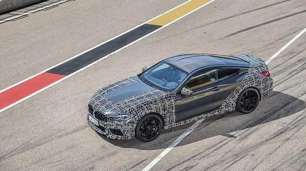 BMW рассказала о новом поколении M8