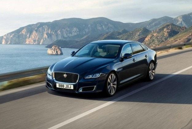 Jaguar прекращает производство флагманского седана XJ
