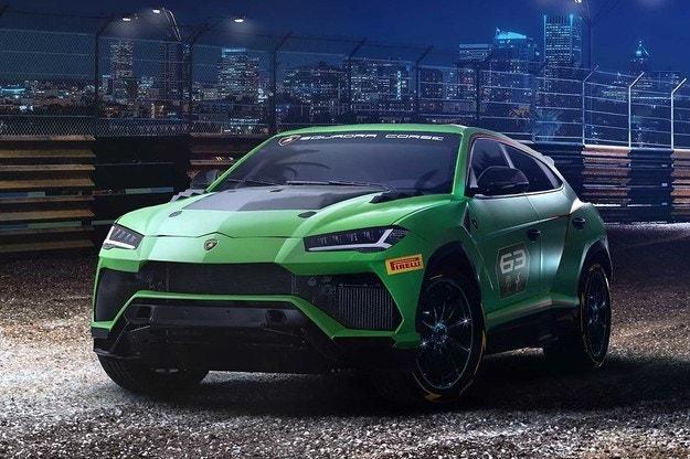 Lamborghini выпускает сверхмощную модификацию Urus