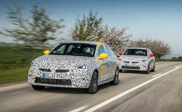 Opel проводит финальные испытания нового Corsa
