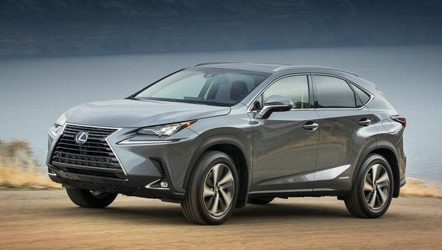 Впервые будут делать Lexus NX не в Японии
