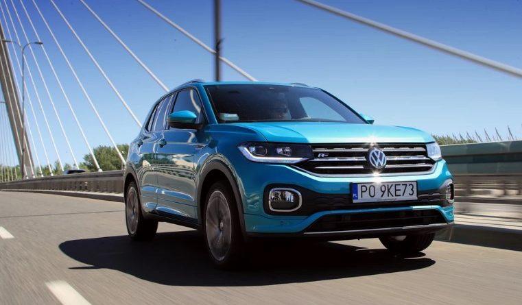 Volkswagen T-Cross 1.0 TSI DSG