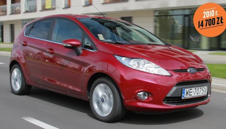 Ford Fiesta Mk VI (2008-17)