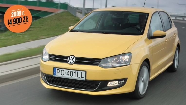 Volkswagen Polo V (2009-17)
