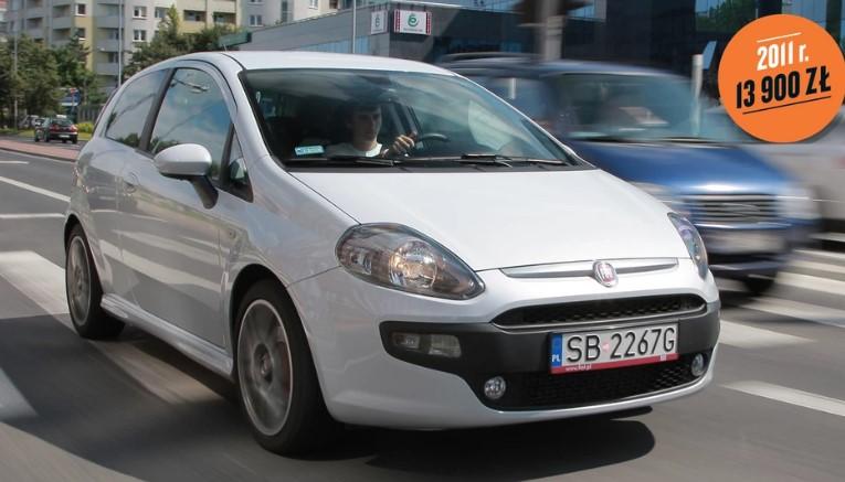 Fiat Punto Evo (2009-12)
