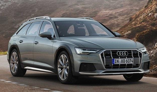 Audi представила новое поколение A6 Allroad