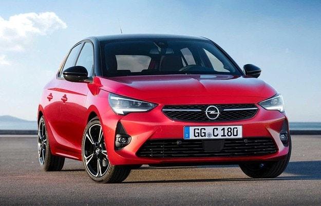 Opel представил новые двигатели Corsa
