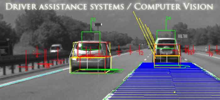 АDAS – система помощи водителю